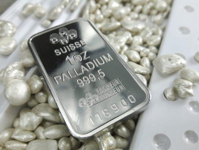 تراجع تداولات معدن البلاتينيوم بالتزامن مع التطورات الاقتصادية الامريكية والصينية